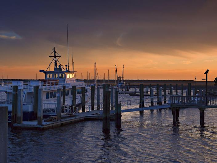 """<p>St. Marys is called the <a href=""""https://www.visitstmarys.com/what-to-do.html"""" rel=""""nofollow noopener"""" target=""""_blank"""" data-ylk=""""slk:&quot;gateway to Cumberland Island National Seashore,&quot;"""" class=""""link rapid-noclick-resp"""">""""gateway to Cumberland Island National Seashore,""""</a> and is a really beautiful coastal city in Camden County, Georgia. Cumberland Island is Georgia's largest and southernmost barrier island, and it's packed with maritime forests and undeveloped beaches, making it perfect for nature lovers. There's a lot of history and so much to explore, whether you're biking, going on a fishing charter, or taking a historical walking tour. </p>"""