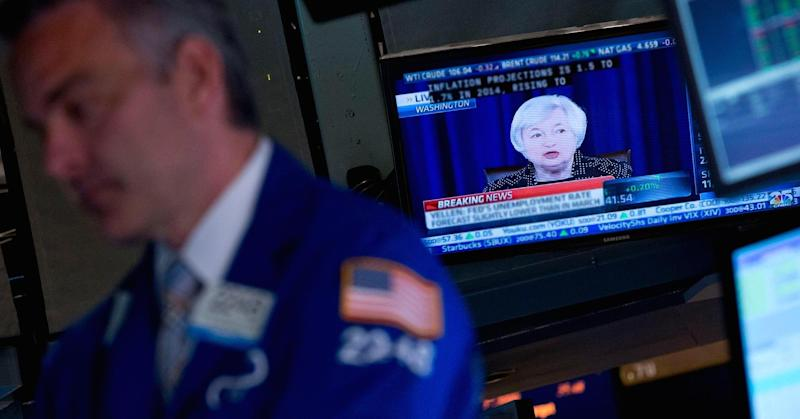 Fed will end QE in Oct., 'considerable time' remains