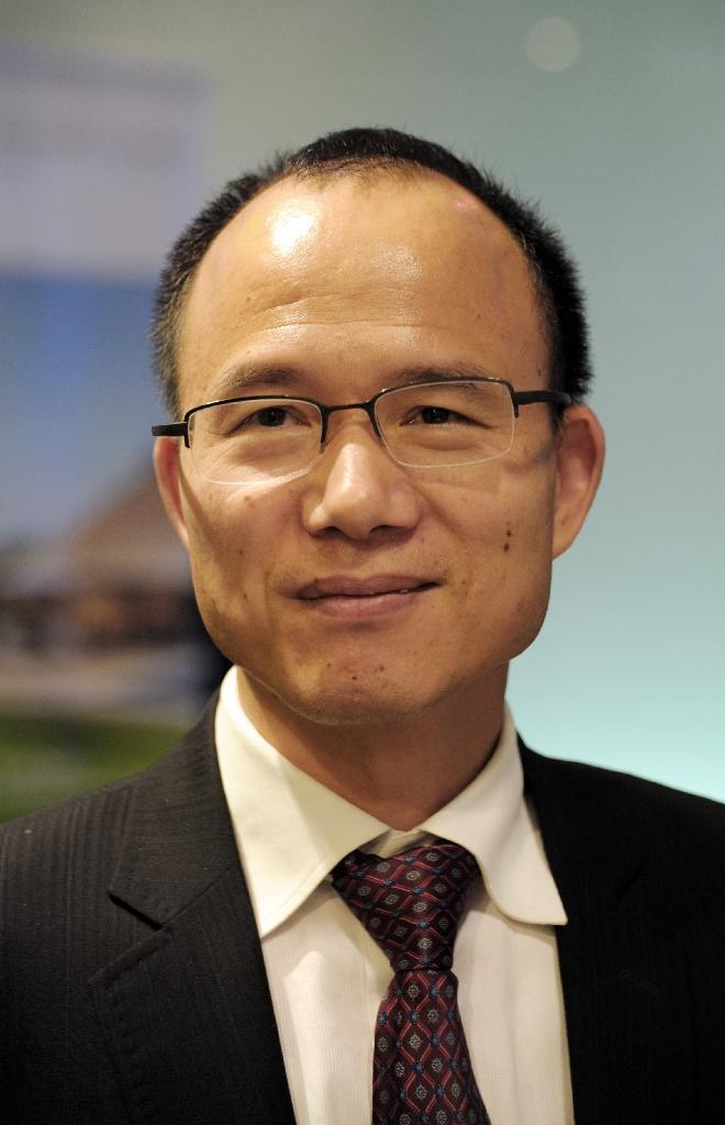 Guo Guangchang's (pictured) disappearance is not an isolated case in the corruption campaign launched by Chinese President Xi Jinping after he came to power in 2012 (AFP Photo/Eric Piermont)