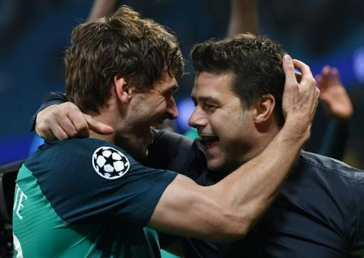Pochettino's star has risen again after Spurs dumped Man City out of the Champions League