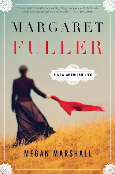 "This book cover image released by Houghton Mifflin Harcourt shows ""Margaret Fuller: A New American Life,"" by Megan Marshall. Marshall won the Pulitzer Prize for biography on Monday, April 14, 2014. (AP Photo/Houghton Mifflin Harcourt)"