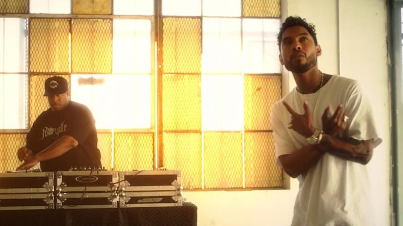 Watch Miguel, DJ Premier's Romantic '2 Lovin U' Video