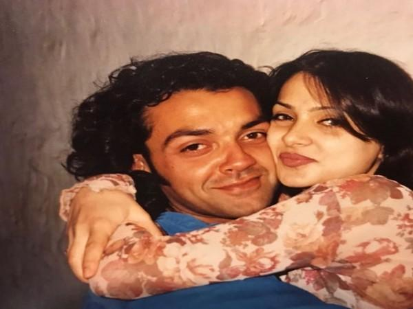 Bobby Deol and his wife Tanya Deol (Image Source: Instagram)
