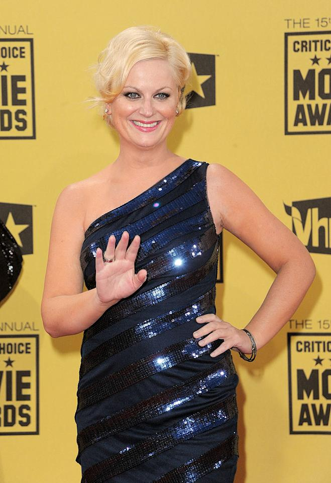 """September 16: Amy Poehler turns 39 Jason Merritt/<a href=""""http://www.gettyimages.com/"""" target=""""new"""">GettyImages.com</a> - January 15, 2010"""