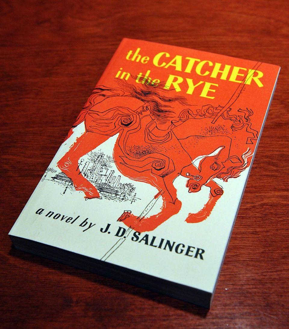 "<p>On July 16, <em>The Catcher in the Rye</em> by then-31-year-old J.D. Salinger is <a href=""http://www.history.com/this-day-in-history/catcher-in-the-rye-is-published"" rel=""nofollow noopener"" target=""_blank"" data-ylk=""slk:published"" class=""link rapid-noclick-resp"">published</a>, giving a new hero to teens everywhere, ones who are just tired of all the phonies. </p>"