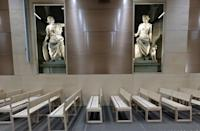 A purpose-built court will host what will be France's biggest-ever trial (AFP/Thomas COEX)
