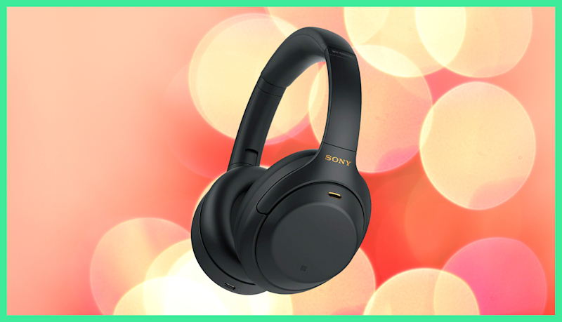 Save $75 on these Sony Noise-Canceling Wireless Headphones and get a free $25 Amazon gift card. (Photo: Sony)