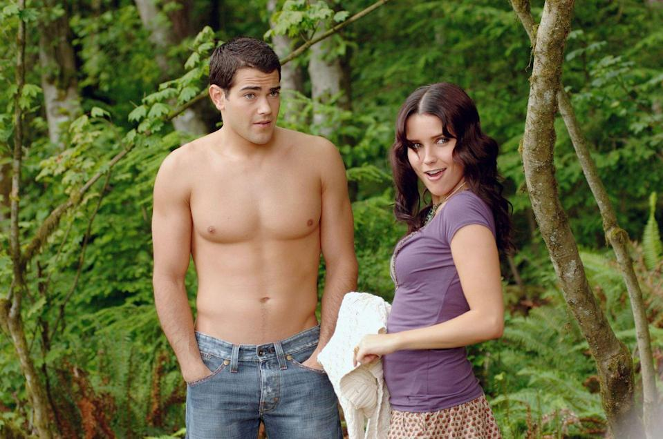 <p>Jesse Metcalfe was on the soap opera <em>Passions</em> for five years before taking on the legendary role of John Tucker in the 2006 movie <em>John Tucker Must Die</em>. Once everyone saw him play basketball in a red thong, it was game over. </p>
