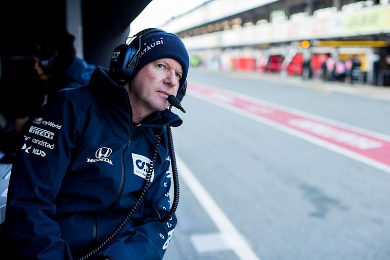 My job in F1: AlphaTauri team manager Graham Watson