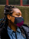 """<p><strong>DIOP</strong></p><p>weardiop.com</p><p><strong>$15.00</strong></p><p><a href=""""https://weardiop.com/products/facemask-ear-loops?variant=32898679341159"""" rel=""""nofollow noopener"""" target=""""_blank"""" data-ylk=""""slk:Shop Now"""" class=""""link rapid-noclick-resp"""">Shop Now</a></p><p>A portion of the proceeds from the sale of DIOP Masks will be donated to <a href=""""http://feedthefrontlinesdetroit.com/"""" rel=""""nofollow noopener"""" target=""""_blank"""" data-ylk=""""slk:Feed the Frontlines"""" class=""""link rapid-noclick-resp"""">Feed the Frontlines</a> in Detroit (where DIOP is based), which supports Detroit restaurants and provides meals to emergency and healthcare workers. The amount donated will be based on how many masks you purchase.<strong>1 Mask = 15% of Sale Donation</strong><strong>2 Masks = 20% of Sale Donation</strong><strong>3 Masks = 25% of Sale Donation</strong><strong>4 Masks = 30% of Sale Donation</strong><strong>5 Masks = 35% of Sale Donation</strong><strong>>6 Masks = 40% of Sale Donation</strong></p>"""