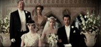 <p>There may not have been a lot of love between Daisy and Tom Buchanan on their wedding day, but I surely fell in love with the '20s opulence of Daisy Buchanan's bridal look. </p>