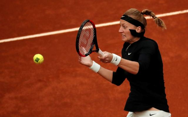 "For the second year running, Petra Kvitova was the talk of Roland Garros in the build-up to the French Open. Last year, the subject was her unexpected return to tennis; now it's the arrest of the suspected burglar who assaulted her in her own apartment 18 months ago. Speaking in the interview room on Friday, Kvitova said that it was ""great news"" to hear that the Czech police had finally apprehended a suspect. For her, though, the chapter won't be closed until the case has been heard and her assailant convicted. ""Of course great news for me to hear that,"" said Kvitova. ""It's great that they have him in custody. But probably the most, the happiest I will be is when the story will end, when everything will be done and finished. ""It was a little bit of a wait for me. When that happened I wasn't really wishing anything more than just they catch him. Then, when I was focusing on the rehab, I have been telling myself that I can't really do anything. It's the police and they do what they have to do. And in the end, hopefully they did great job."" Asked whether the arrest might help to reduce her post-traumatic anxiety, Kvitova replied ""Well, it's just from yesterday, right? I don't know. Of course I will always feel a little bit weird when I am somewhere in public probably alone, but on the other hand this should be a little bit better. But I don't really feel that, the relief, because it's not the end. So I'm still same as I was before."" Kvitova's first-round win over Julia Boserup here 12 months ago was one of the most heartwarming stories of the season. It came only six months after she had suffered deep cuts to all five fingers of her racket hand. The intruder, who claimed to be reading a meter, drew a knife on her, and the surgeon who operated on her that same day assessed her chances of returning to the tour as ""very low"". But Kvitova has confounded such expectations by scrapping back to No. 8 in the world rankings. She has already won four WTA titles in 2018, including the last two she played on the clay courts of Madrid and Prague. For a woman with two Wimbledon titles, and a sliding lefty serve which is at its most effective on grass, she is showing impressive versatility. Typically, though, the understated Kvitova was playing down her own prospects here on Friday. ""I think there is probably bigger favorites of the Roland Garros than me,"" she said. Rebooted Rafael Nadal remains master of clay Meanwhile the surprise run of Cameron Norrie at the ATP 250 event in Lyon came to an end on Friday in the semi-finals, as Norrie lost 6-1, 7-6 to the experienced Frenchman Gilles Simon. Nevertheless, Norrie's three wins this week – which included a superb 7-6, 6-4 elimination of world No. 10 John Isner – have already carried him up 17 places to No. 85 on the rankings ladder. At the next level down, there was also good news for James Ward – a British Davis Cup stalwart now making his comeback from knee surgery – who pushed into the semi-finals of the Loughborough Challenger when Teymuraz Gabashvili retired from their match at 7-5, 5-4 down. And the Tennis Integrity Unit on Friday charged Federico Coria, the 26-year-old brother of former French Open runner-up Guillermo Coria, with failing to report two occasions in 2015 when he was offered money to lose sets or entire matches. Guillermo responded with a statement that suggested his brother had been faced with threats at the time, and thus broke the TIU code through concern over his own safety and that of his family."