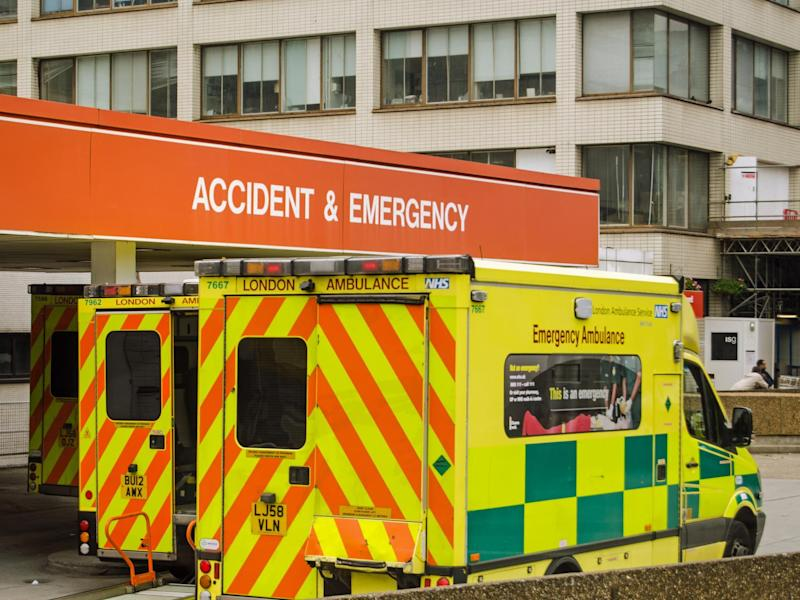 Children admitted to A&E with a psychiatric condition peaked in 2018-19 at 26,593 – the equivalent of 72 a day: Getty
