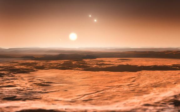 Found! 3 Super-Earth Planets That Could Support Alien Life