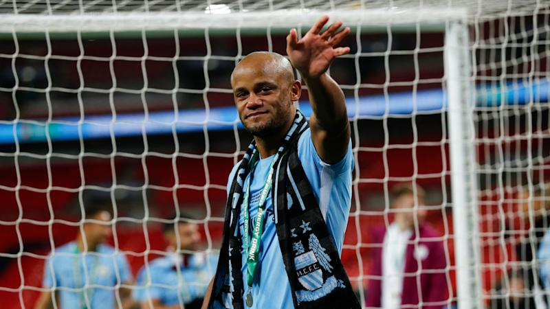 'It starts from now' - Kompany braced for tough showdowns as City close on glory