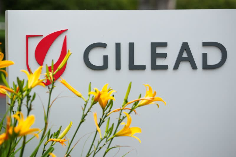 Gilead nears deal to buy Immunomedics for more than $20 bln -WSJ