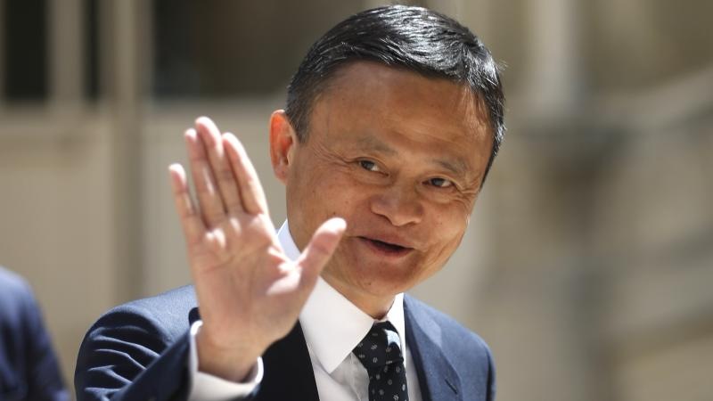 Alibaba founder Jack Ma steps down as chairman of Chinese e-commerce giant