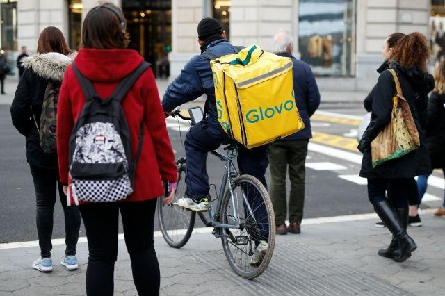 Spanish delivery firm Glovo out to conquer the world