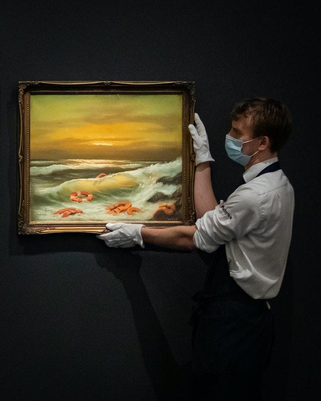 Sotheby�s From Rembrandt to Richter sale