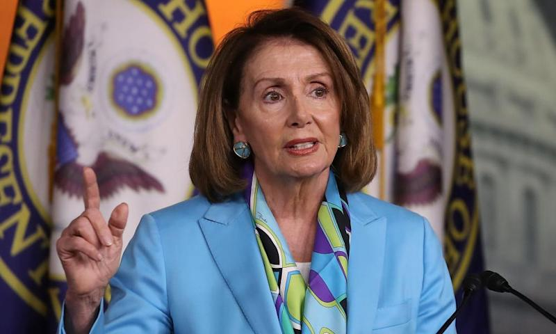 Nancy Pelosi: 'I think impeachment, to use that word, is very divisive.'