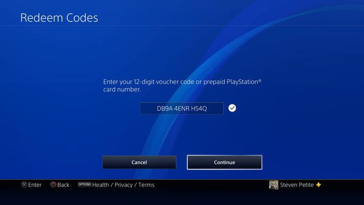 After setting up your new PlayStation 4, you'll most likely want to redeem a those 12-digit codes to get the new games and free trials that came with your console. Here's how to redeem a code on your PS4, online, and on your smartphone.