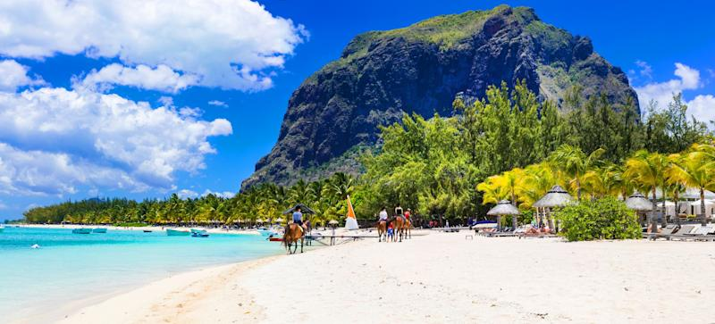 Once the flights are paid for, a trip to Mauritius needn't cost much - Credit: Freesurf - Fotolia