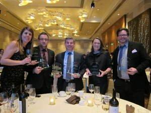 Airport Concessions Innovator Vino Volo Takes Home Six Awards