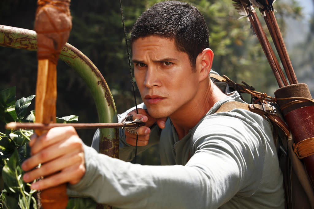 "JD Pardo stars as Nate in ""Revolution"" on NBC."
