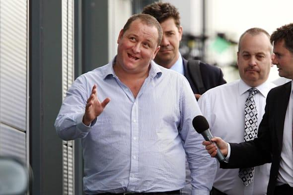 Mike Ashley to meet with shareholders