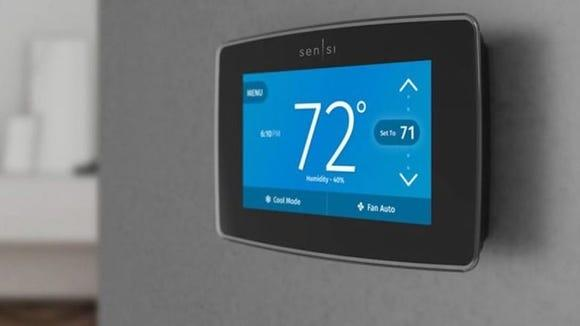 Best gifts for wives 2019: Sensi Touch smart thermostat