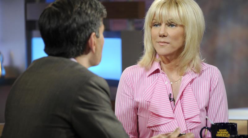 Rielle Hunter Reveals What It's Like to Be At The Center Of A Media Firestorm