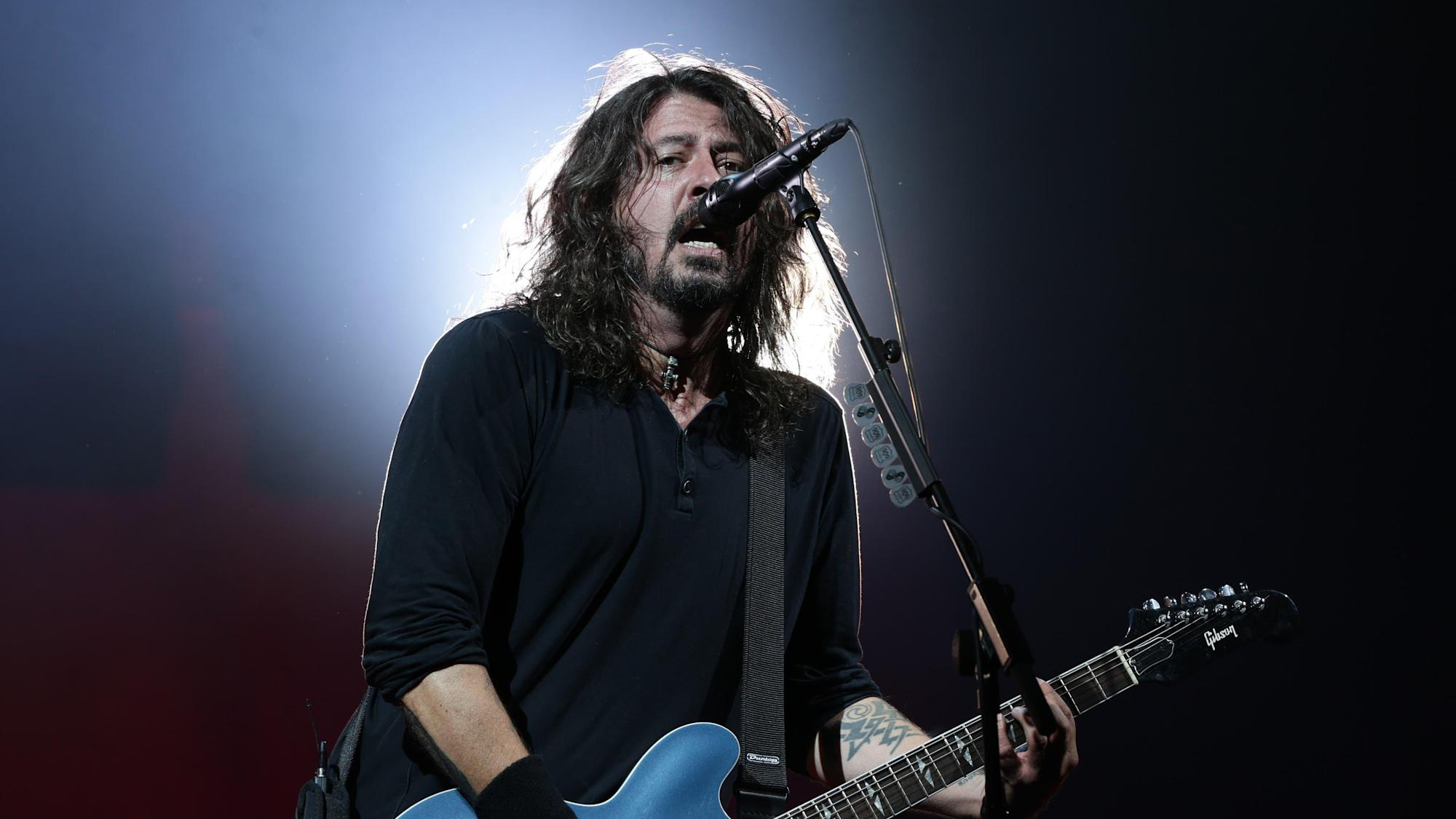 Dave Grohl to share memories of 'a life lived loud' with memoir The Storyteller