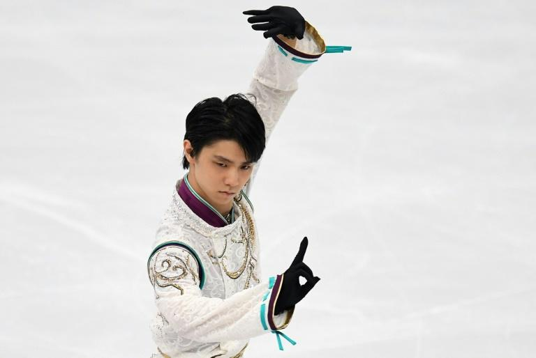 Yuzuru Hanyu was the first Japanese figure skater to win Olympic gold at the 2014 Sochi Games