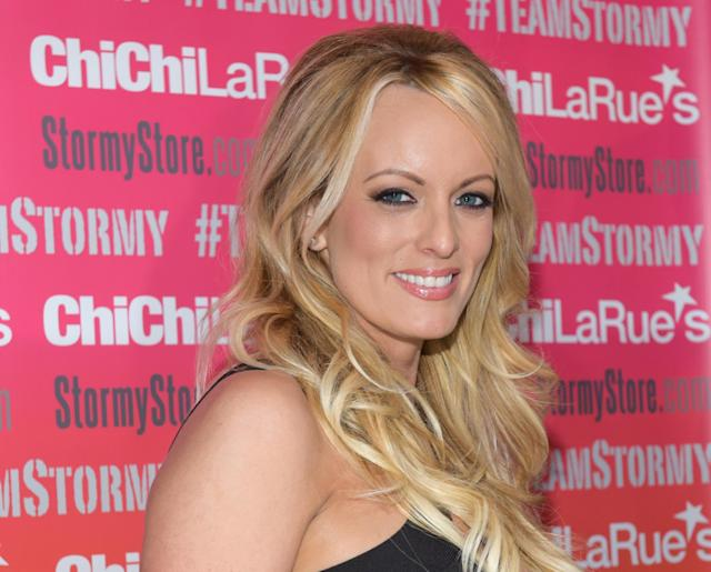 Stormy Daniels is reportedly being featured in <i>Vogue</i>. (Photo: Tara Ziemba/Getty Images)