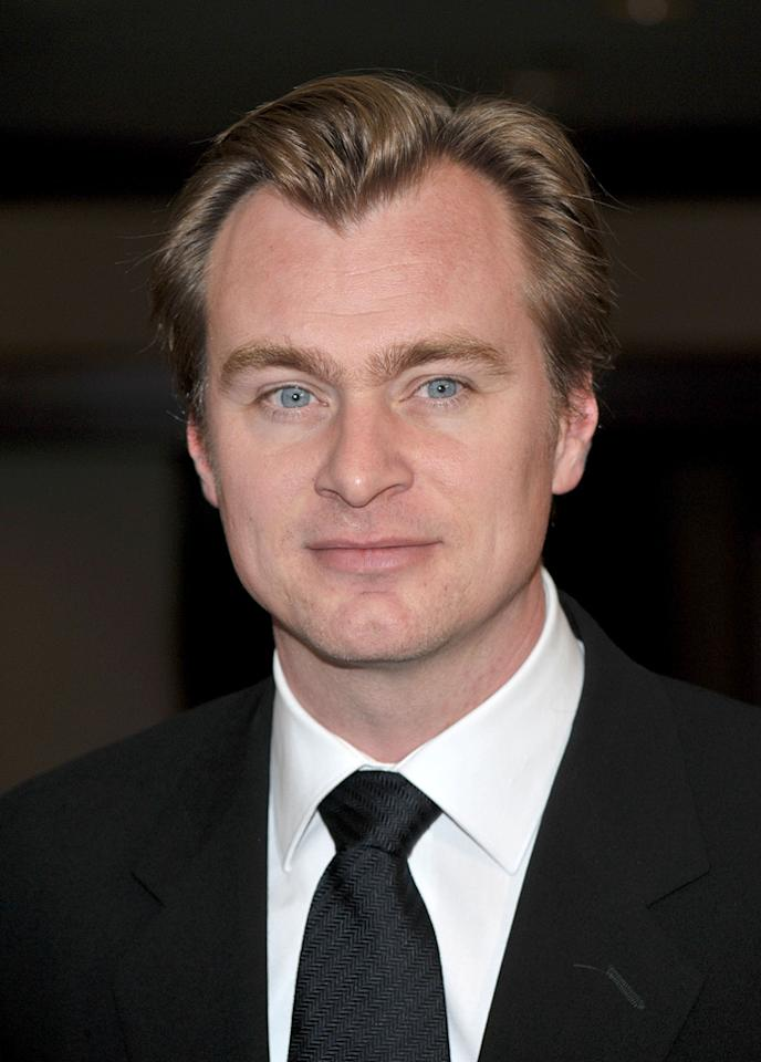 "<a href=""http://movies.yahoo.com/movie/contributor/1800021821"">Christopher Nolan</a> at the 61st Annual Directors Guild of America Awards in Los Angeles - 01/31/2009"