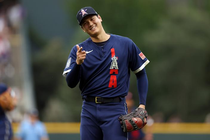 Shohei Ohtani is one of the faces of baseball.