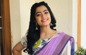 Rs 25 lakh recovered in an IT raid at actress Rashmika Mandanna's residence