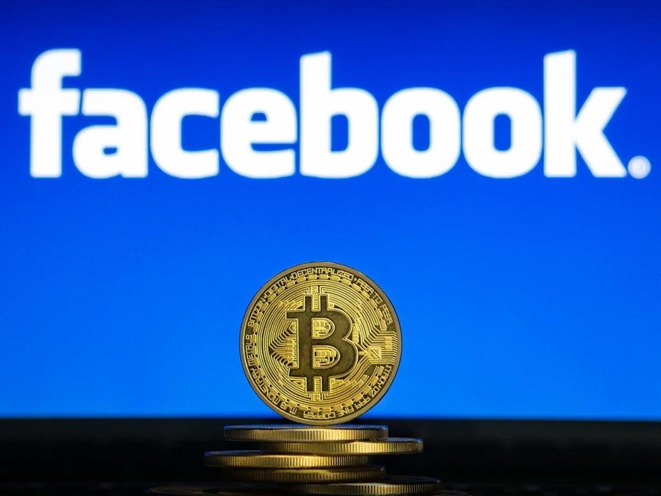 Bitcoin's market cap surpassed Facebook's value on 5 October, 2021 (Getty Images)
