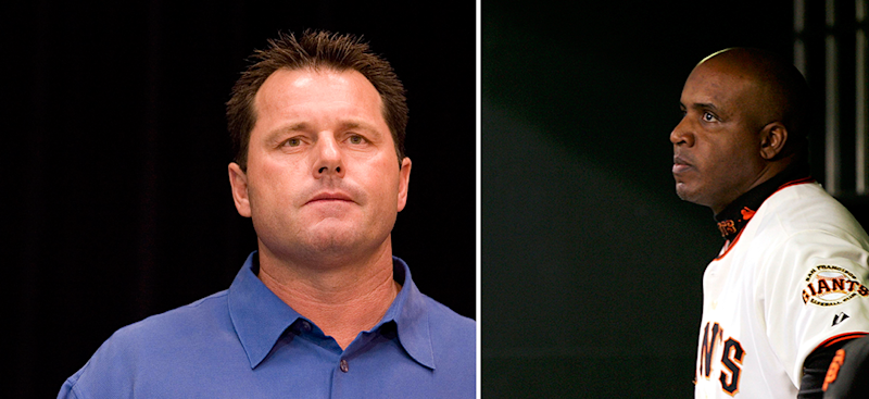 Roger Clemens and Barry Bonds don't deserve Hall of Fame, says a new Seton Hall poll of Americans. (AP)