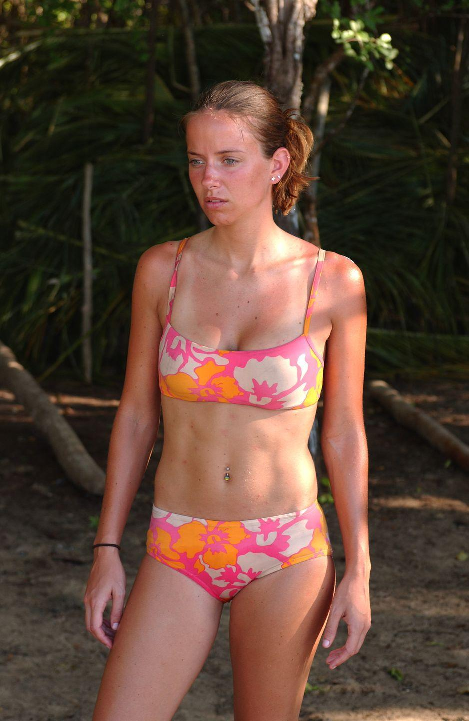"<p><a href=""https://survivor.fandom.com/wiki/Amber_Mariano"" rel=""nofollow noopener"" target=""_blank"" data-ylk=""slk:Amber Brkich"" class=""link rapid-noclick-resp"">Amber Brkich</a> competed on <em>Survivor: The Australian Outback</em>, <em>Survivor: All-Stars </em>(which she won), and <em>Survivor: Winners at War.</em></p>"