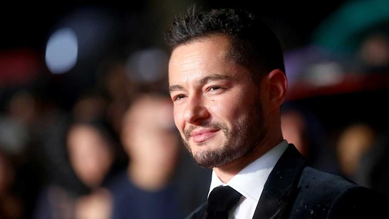 Jake Graf at the Colette premiere in London