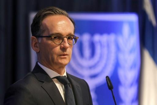 "Germany's Foreign Minister Heiko Maas said Berlin and its European partners have ""serious concerns"" over Israel's plans to annex parts of the occupied West Bank"