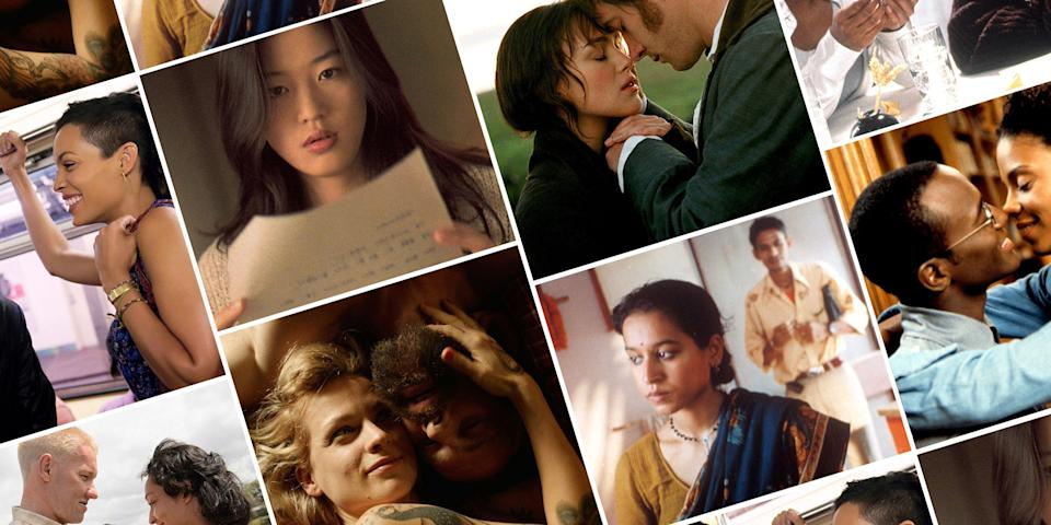 <p>We've been through a lot lately. Hate, fear, division, devastation. Which is why it's now time to take the garbage of the past out to the curb and make a lot of room for more of the good stuff. Ranging from black-and-white Tinseltown dramas that perfect the Old Hollywood kiss to modern-day queer romances that tug at the tear ducts, the following films are after one thing and one thing only: love.</p>