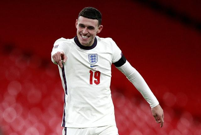 Phil Foden was the inspiration behind England's win