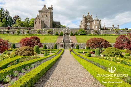 Diamond Resorts International(R) -- Vacations for Life(R) -- Head to Scotland for History and Culture