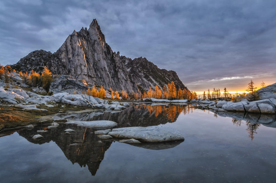 Chelan County, Washington is an agricultural and recreational area. Until bitcoin miners flooded in. (Getty Images)