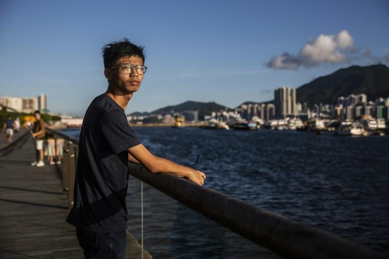 Teenage activist Tony Chung faces a secession charge under the new security law, sparked by social media posts