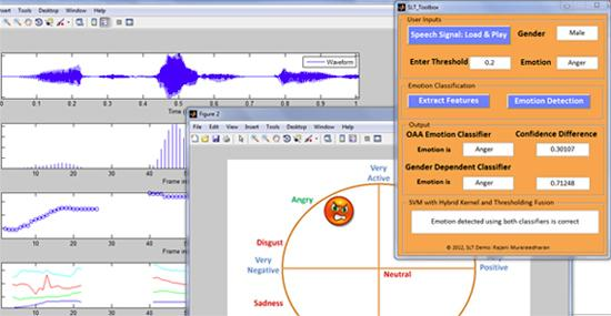Emotion-Detecting Software Listens In