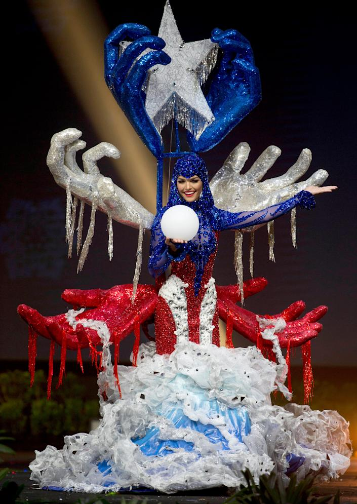 miss puerto rico national costume miss universe
