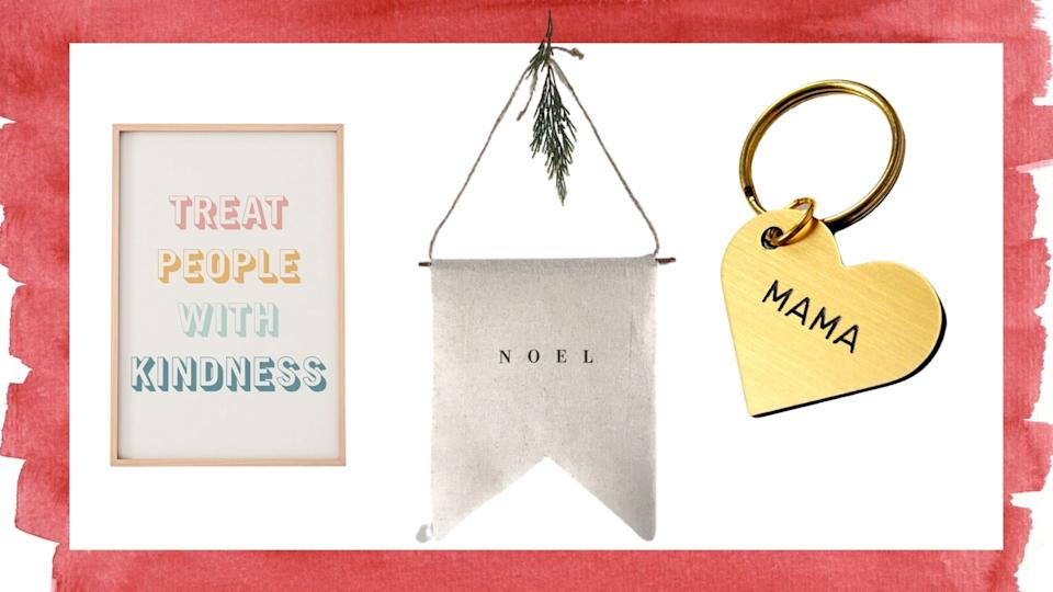 Our favourite Canadian Etsy shops to support on Small Business Saturday.